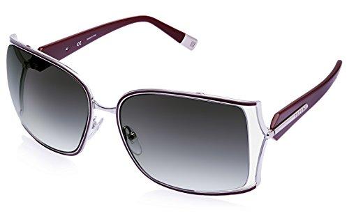 Escada Escada Oversized Sunglasses (Silver) (SES 752|0N54|62)