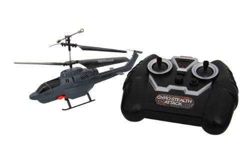Imagen principal de Thumbs Up - T-UP Helicóptero radiodirigido Gyro Stealth Attack (880)