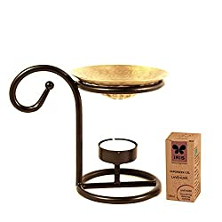 Grehom Oil Burner Set - Steady; Metal Oil Burner