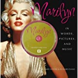 "Marilyn - In words, pictures and music: Englische Originalausgabe. Mit 20 Songs auf integrierter CDvon ""Richard Havers"""