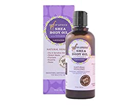 Out Of Africa Body Oil, Lavender, 9 Ounce