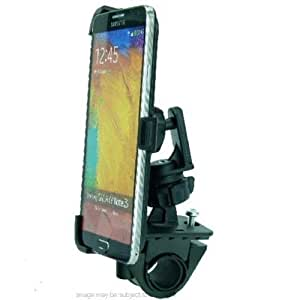 Bike Motorcycle Phone Camera Mount with Dedicated Holder for Samsung Galaxy Note 3