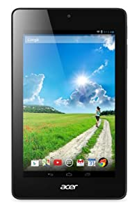 Acer Iconia One 7 B1-730HD-11S6 7-Inch HD Tablet (Titanic Black)