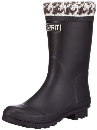 ESPRIT Windy Knit Rain Boot G13090