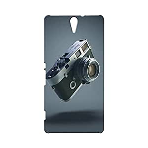 BLUEDIO Designer Printed Back case cover for Sony Xperia C5 - G6143
