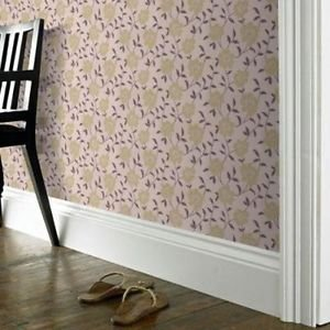 Fresco Lucie Wallpaper - Green by New A-Brend