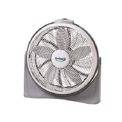 Lasko Products 3520 Cyclone Pivoting Floor Fan 508 Mm Diameter Blade Span Adjustable Tilt Head