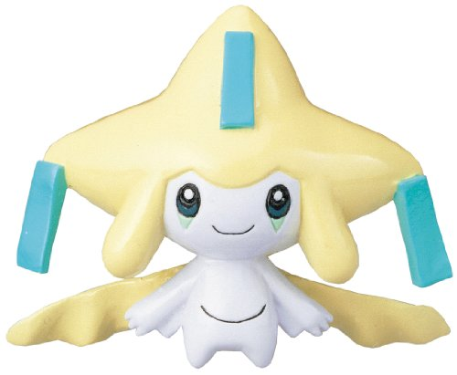 Takaratomy Pokemon Monster Collection M Figures - M-105 - Jirachi (M M Figures compare prices)