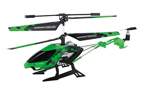 Sky Rover Stalker, 3 Channel IR Gyro Helicopter, Green Vehicle