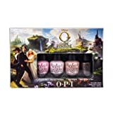 Opi Oz: The Great and Powerful Mini Lacquers