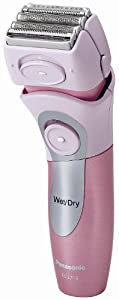 Panasonic ES2216PC Close Curves Wet/Dry Shaver for Ladies with Bikini Attachment