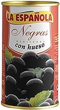 La Española - Aceitunas Negras Con Hueso