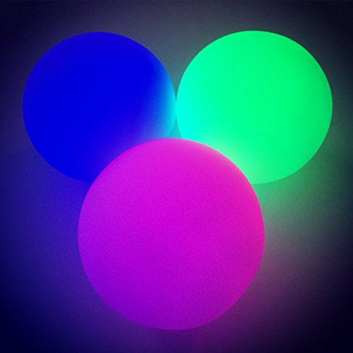 Top-Notch-Weighted-Light-up-LED-Juggling-Balls-3pc-Set-SmoothSoft-Surface-plain-box-packaging