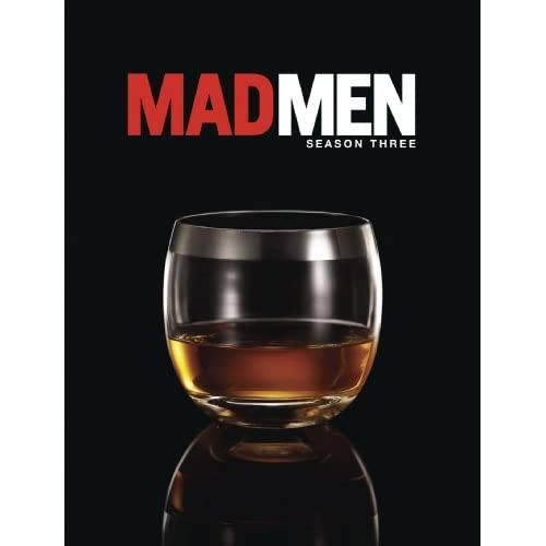 "The amazing third season of ""Mad Men"" is momentarily $17.99!! 64% Off!!"