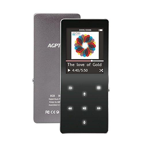 agptek-b05-metallico-lettore-mp3-8-gb-schermo-18-con-radio-fm-e-slot-per-scheda-micro-sd-nero