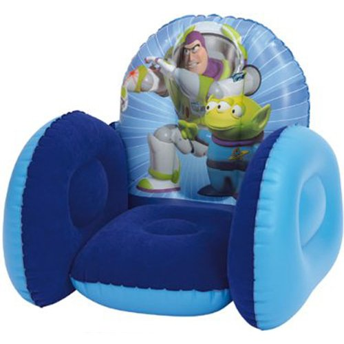 Toy Story Flocked Chair