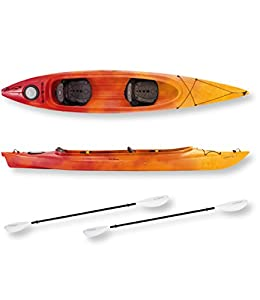 Buy Manatee Deluxe Tandem Kayak Package by L.L.Bean