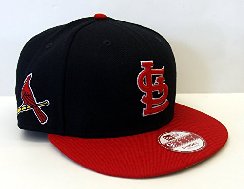 Buy St. Louis Cardinals New Era Link Snapback Cap Hat Navy Red