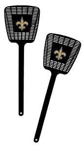 New Orleans Saints Fly Swatters 2 pack