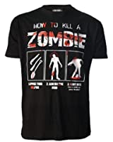 Darkside - How To Kill A Zombie T-Shirt