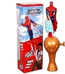 Homeshopeez Ready Shoot Flying Spiderman