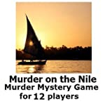 Murder on the Nile! - murder mystery game for 12