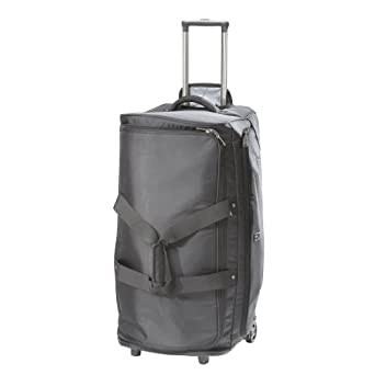"Travelpro Luggage Maxlite 2 30"" Rolling Duffel, Black, One Size"