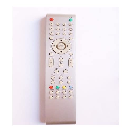 Top 10 Goodmans TV Remotes