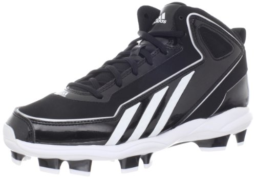 adidas Men's Diamond King LX TPU Mid Baseball Cleat
