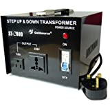 Goldsource ST-2000 2000 Watt Step Down/Up Voltage Converter To Use US Equipment In the UK or Europe and Vice Versa