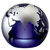 NARUMI(ナルミ) グラスワークス ブルーアース アワードオーナメント(ブルー L) 11cm 光学ガラス GW1000-11054