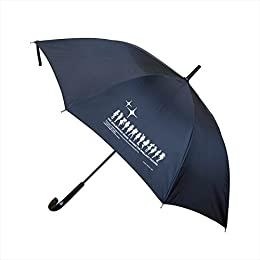 劇場版 THE IDOLM@STER MOVIE 輝きの向こう側へ! 耐風傘 (黒色/65cm)