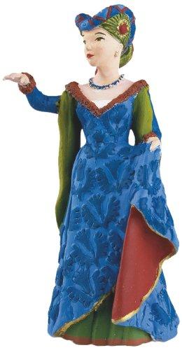 Papo Blue Medieval Fair Lady