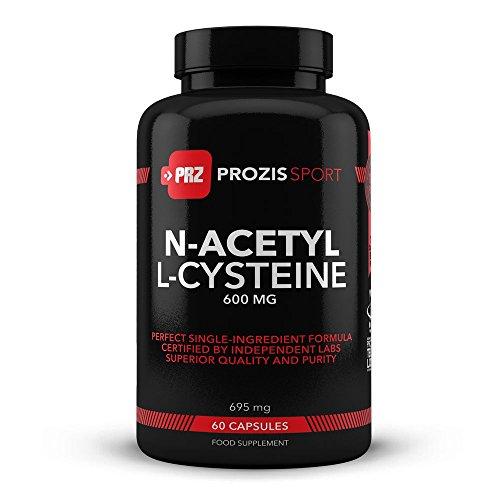 N-Acetil L-Cisteina 600 mg 60 capsule