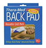 Theramed Back Pad Dual-Temp Cold Pack