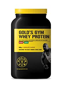 Gold's Gym Whey Protein Chocolate 800g