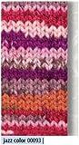 Pelote de laine Schachenmayr 200 gr. Bravo Big Color, Couleur - 93 jazz, Etat Nouveau - f Automne/Hiver 2013/2014, laine à tricoter (Import Allemagne)