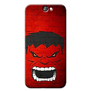 ANGRY PRINTED BACK COVER FOR HTC ONE A9