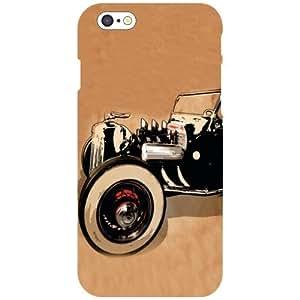 Apple iPhone 6 Back Cover - Vintage Love Designer Cases