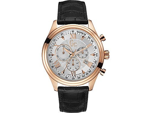 GC by Guess reloj hombre Sport Chic Collection B1 - Class cronógrafo Y04004G1