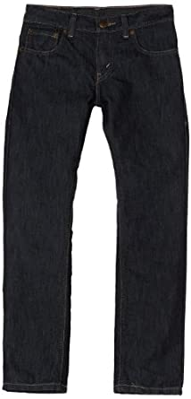 Levi's Boys 8-20 511 Slim Fit Jean , BACANO, 8 Regular