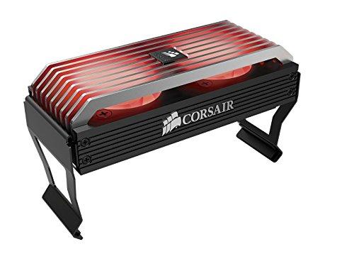 Corsair Dominator Airflow Platinum RGB LED Memory Fan Cooling (Corsair Memory Fan compare prices)