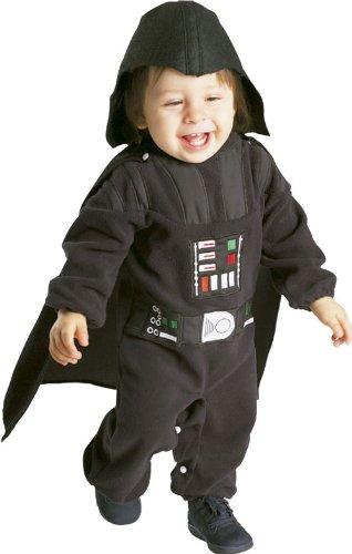 Costumes For All Occasions RU11609T Darth Vader Toddler