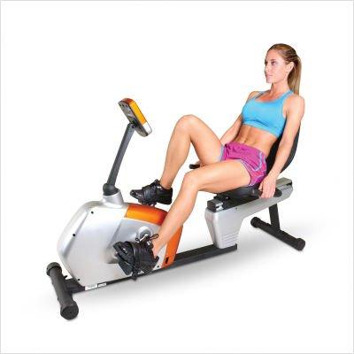 Velocity Fitness Magnetic Recumbent Bike
