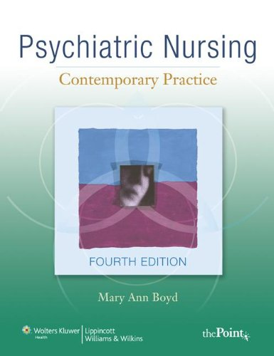 Psychiatric Nursing: Contemporary Practice [With CDROM]