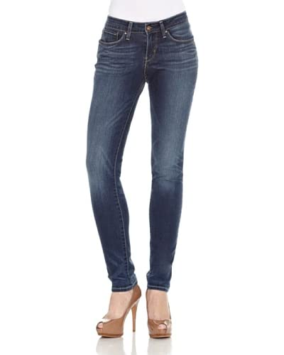 Levi's Jeans Modern Bold Curve ID Skinny [Unique Blue]