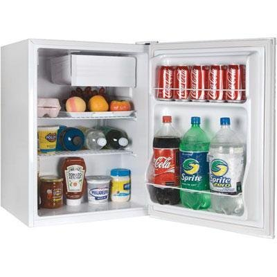 Haier 2.7 CuFt Refrigerator With Freezer
