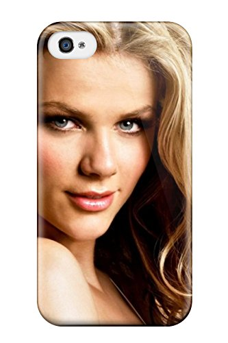Tpu Case For Iphone 4/4s With Beautiful Pin Brooklyn Decker On Pinterest