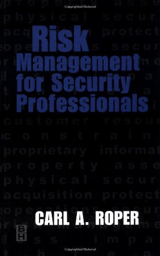 Risk Management for Security Professionals