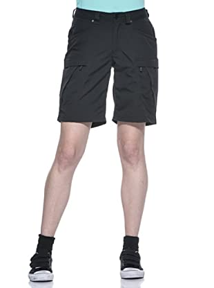 Haglöfs Short Mid Q Pocket (Negro)